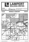 Map Image 061, Crow Wing County 1987 Published by Farm and Home Publishers, LTD